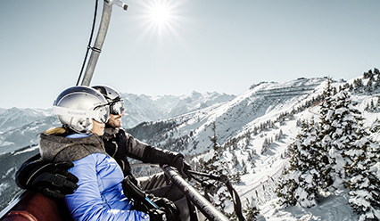 Win An Austrian Ski Holiday To Zell Am See Kaprun Two Together