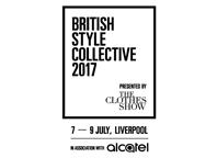 British Style Collective, presented by The Clothes Show, in association with Alcatel
