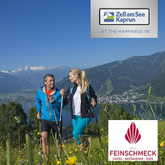 Win an amazing holiday for two to Zell am See-Kaprun