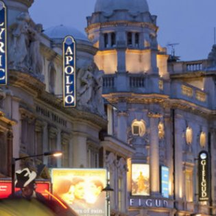 WIN a £150 gift voucher to spend on theatre! image
