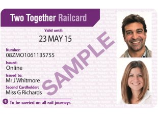 Two Together Railcard