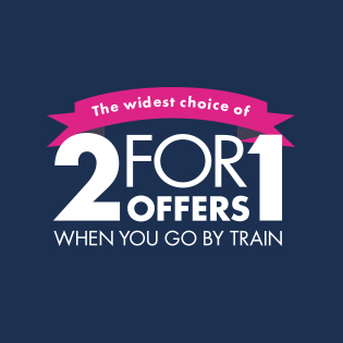 2FOR1 Offers on Days Out Guide image